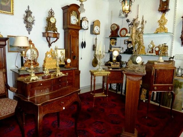 Verkaufsraum von Art&Antik