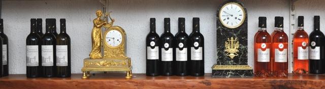 Wein & Uhren