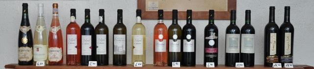 Weinvielfalt in 'drei Farben'