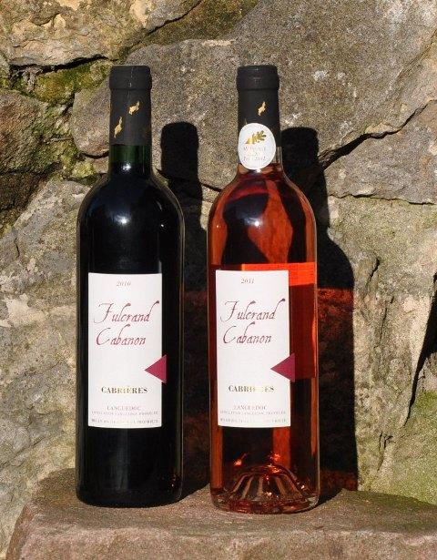 Rotwein und Rosé aus Cabrières
