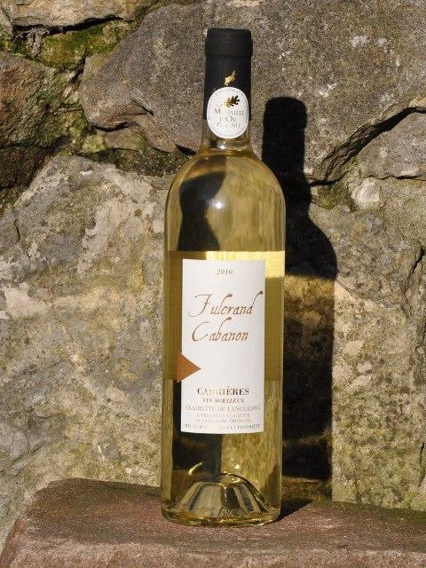 Weißwein aus Cabrières